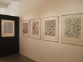 gravures, exposition Galerie Caron Bedout